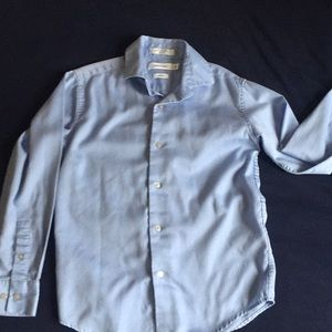 Calvin Klein boys dress shirt
